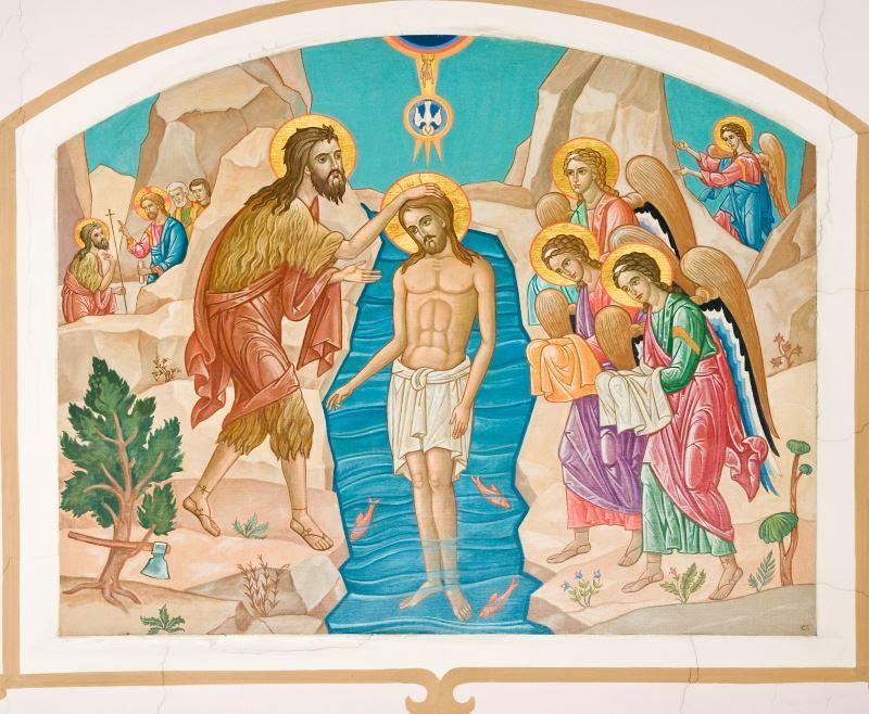 Taufe Im Neuen Testament