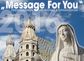 """Message for you"" – Friedensgebet im Stephansdom"