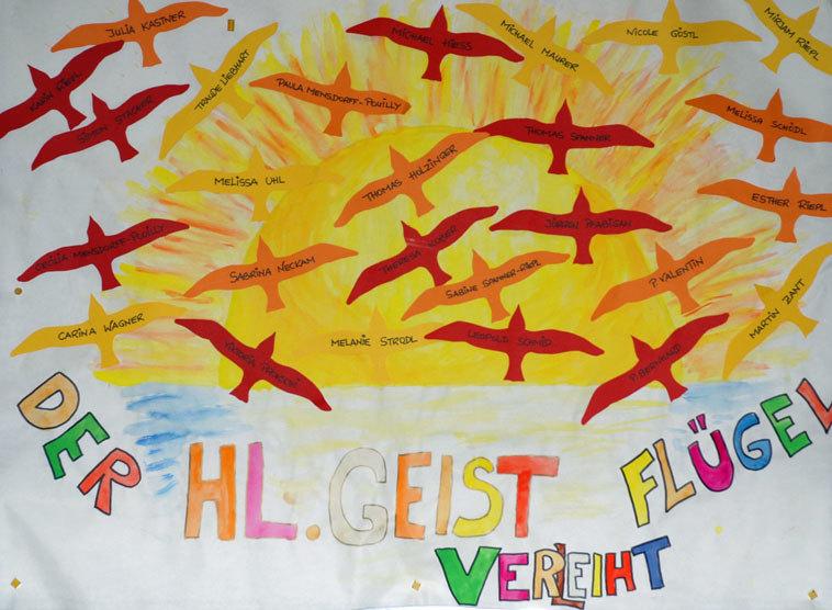 Pfingsten: Mehr als 40.000 Jugendliche empfangen Firmung