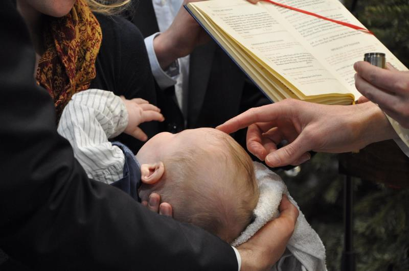 Warum Sein Kind Taufen Lassen