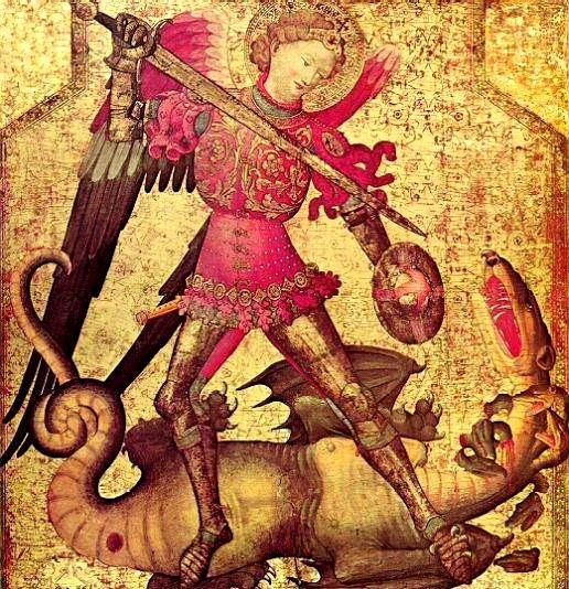 Gebet zu St. Raphael der Erzengel für die Heilung