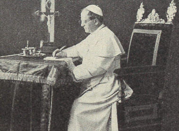 Neue Erkenntnisse Zum Verhältnis Von Pius Xi Und österreich