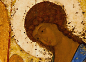 wikicommons/ Andrey Rublev - Google Art Project