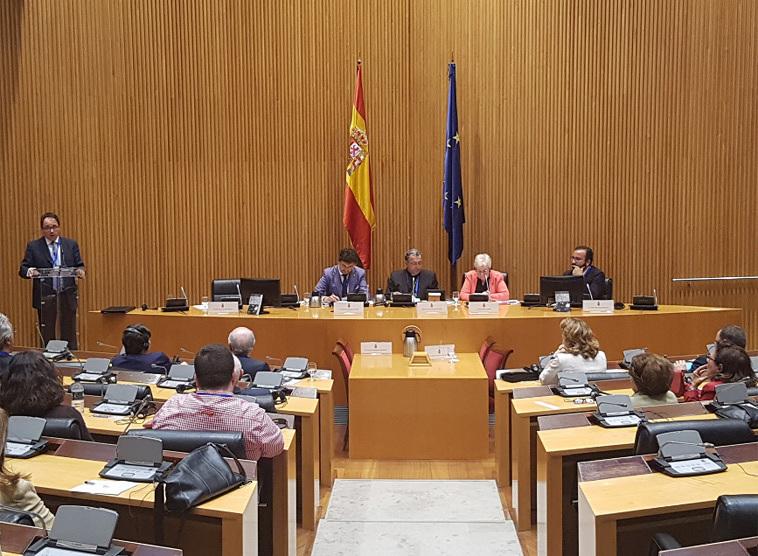 Spanische Fassung Der Burjan Biografie In Madrid Präsentiert