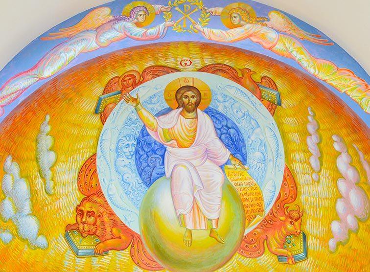 was meint jesus wird kommen, \u201ezu richten die lebenden und  der richten wird die lebenden und die toten #2