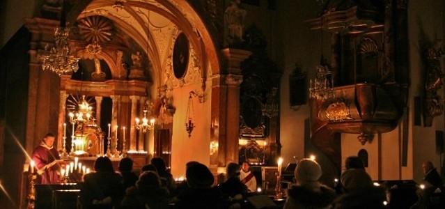 Maiandacht in Maria Lanzendorf - Gemeinschaft Maria