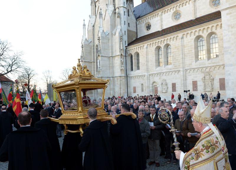Stift Klosterneuburg Lädt Zu Männerwallfahrt Und Leopoldi Feiern