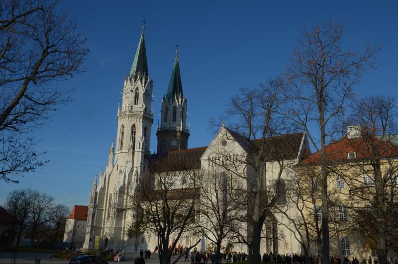 Stift Klosterneuburg Missbrauch Ist Verrat An Priesterberufung