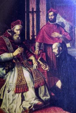 Jesuiten Gründer