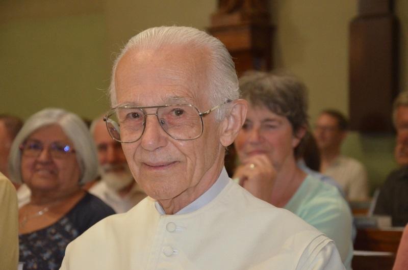 Univ.-Prof. em. Augustinus Wucherer-Huldenfeld 90er