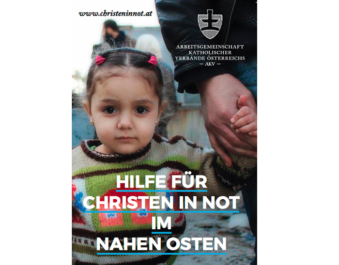 AKV Folder Christen in Not