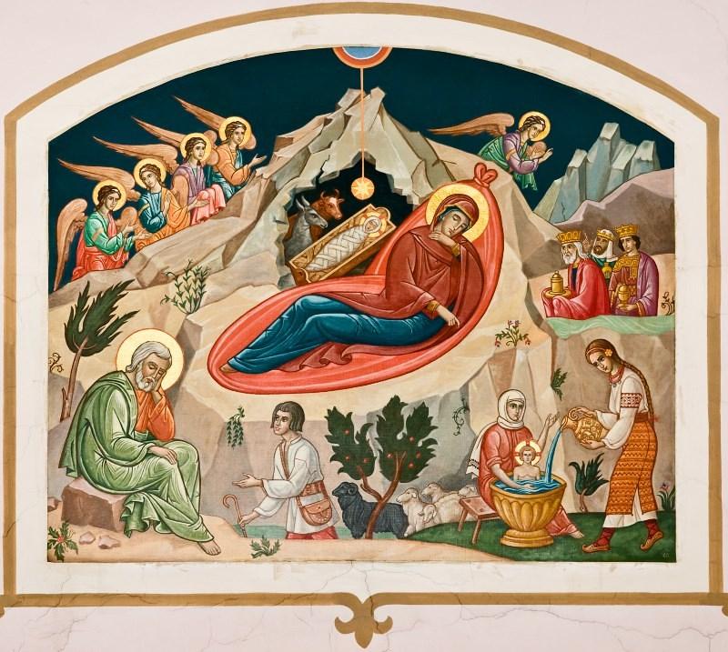 Orthodoxe Weihnachten.Grosse Orthodoxe Weihnachtsfeiern In Wien Und Ganz Osterreich