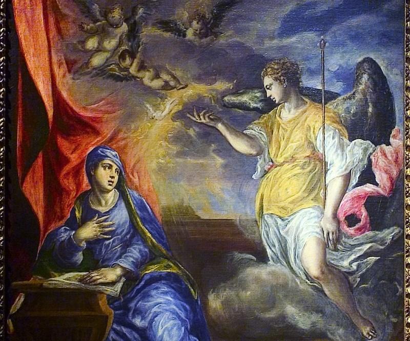 25 März Hochfest Verkündigung Des Herrn
