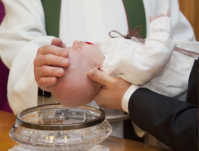 Der Ablauf Der Taufe