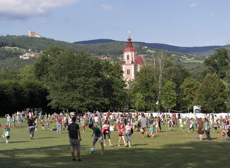 Jungfamilientreffen in Pöllau