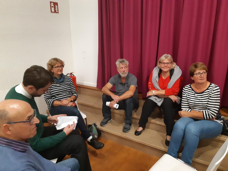 Haus der Generationen im Senioren Tageszentrum treffen