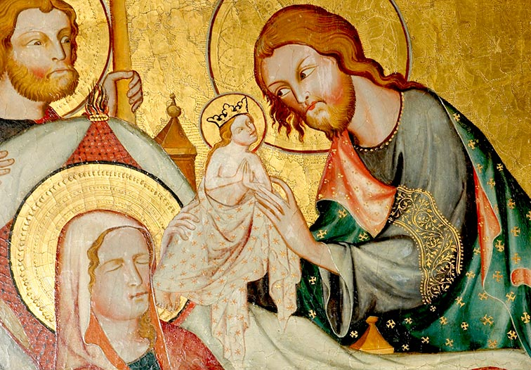 Entschlafung Marias