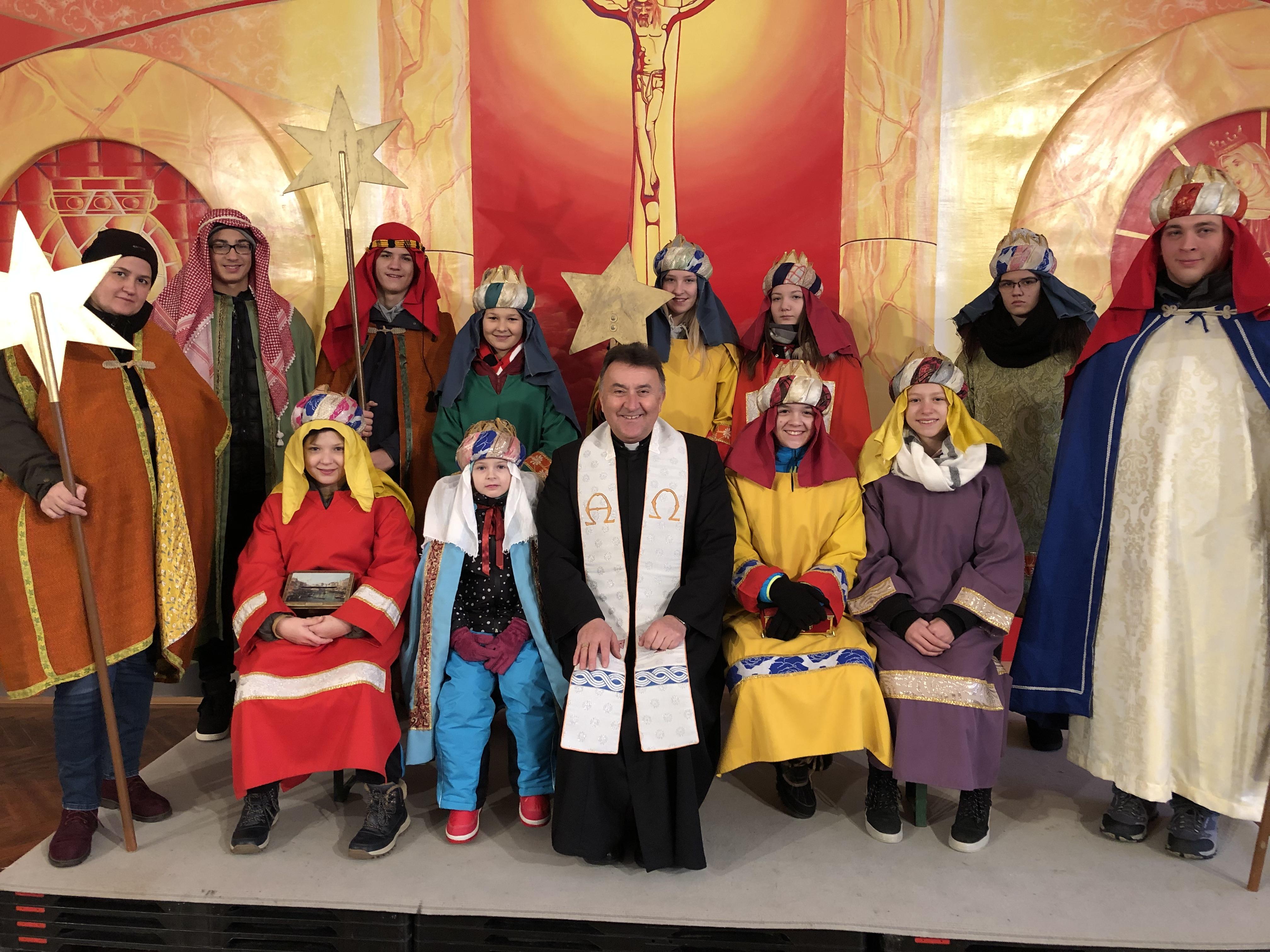 Erzdiözese Wien Sternsinger 2019