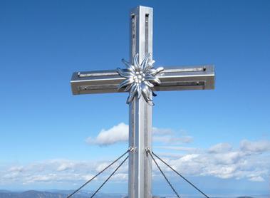 Gipfel ohne Kreuze?