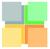 logo eheberatung bunte quadrate