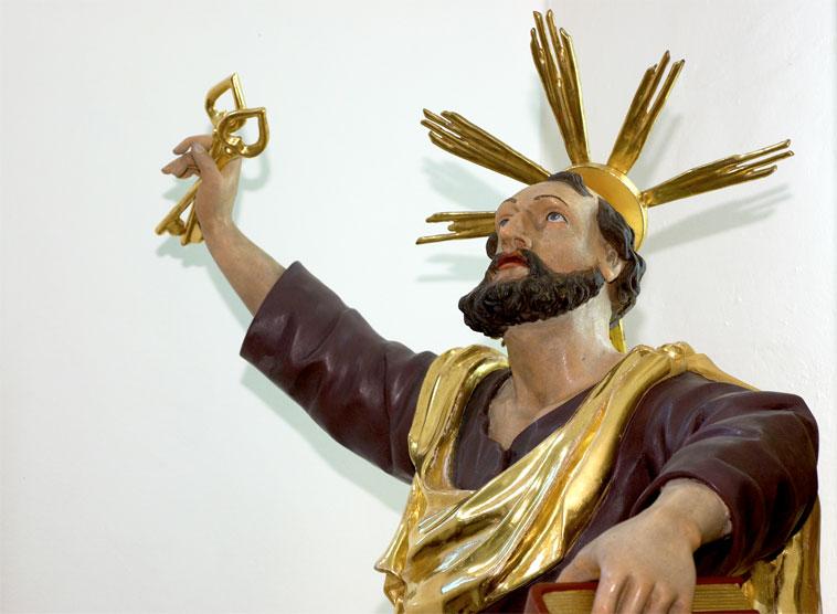 Papst Petrus